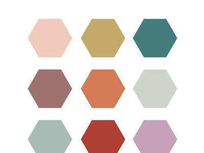 Hex Colors