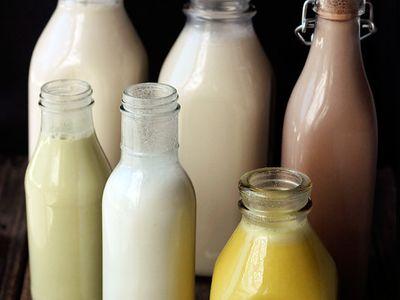 Milk Alternatives (vegan)