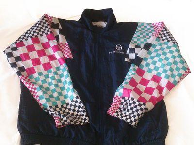 Vintage 80s 90s ADIDAS Neon Jaspo Japan by THRIFTEDISABELLE