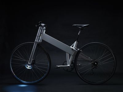Foldecykel city star Cykel