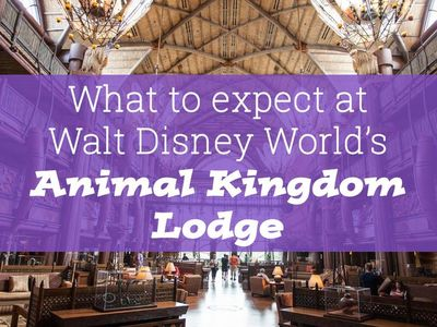 WDW Resorts - Animal Kingdom Lodge