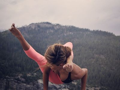 Yoga Poses for Fun & Fitness