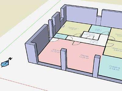 maryvonne balard (maryvonnebalard) on Pinterest - logiciel gratuit architecture maison