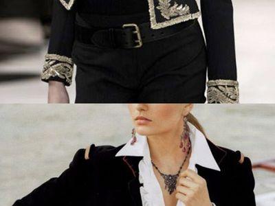 La Maison Victor faux fur double face tricot Fenna trui