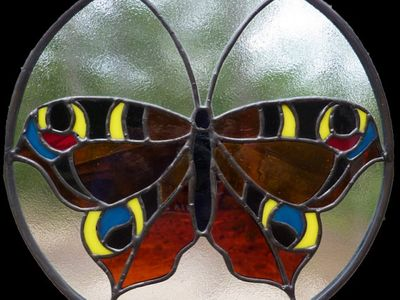 Stained Glass - Rounds