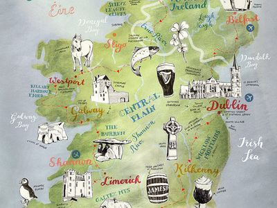 REISE | Irland