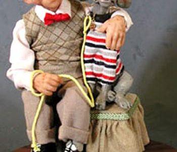 куклы-лица