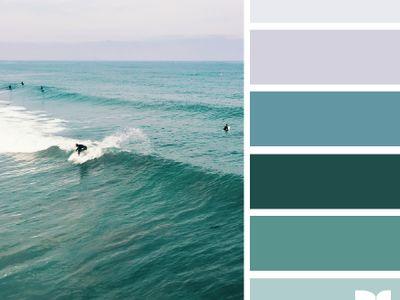 Design Seeds Palettes | misc.