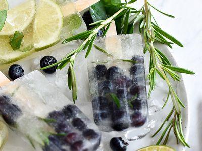 Rezepte für Eis, Sorbet & Co.
