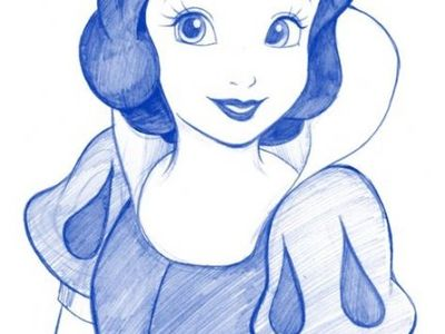 Cartoon Drawings Disney