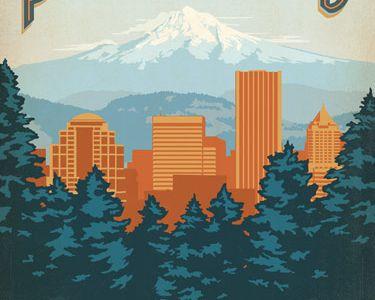 {Portland Oregon / Northwest}