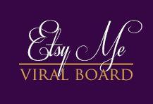 Viral: ETSY ME Pin Board