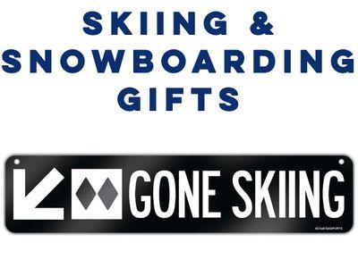 Skiing & Snowboarding Gifts