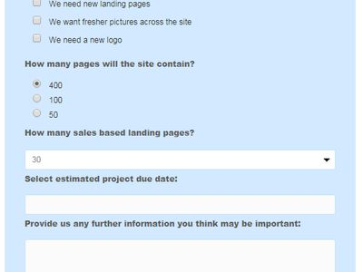 Ryan IT Solutions (ryanitsolutions) on Pinterest - estimate request form