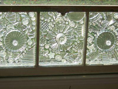 Glass, Mirror, Mosaics, China and Broken