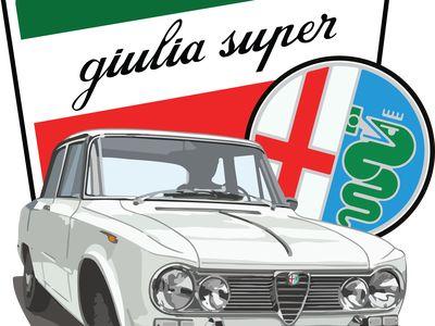 Repro box Mercury art.20 Alfa Romeo Giulietta TI