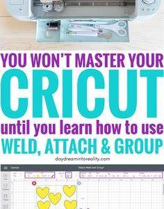 crafts- cricut tips