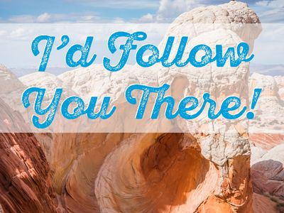 I'd Follow You There | Group Travel Board
