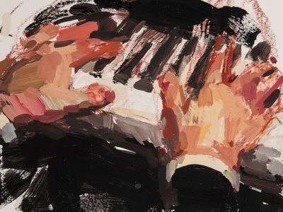 Paintings about the Making and Enjoying Music