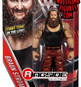 Jbl-Básico serie 67-Figura Nueva En Caja WWE Mattel Lucha Libre