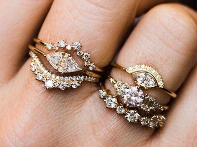 Unique Engagement Jewels
