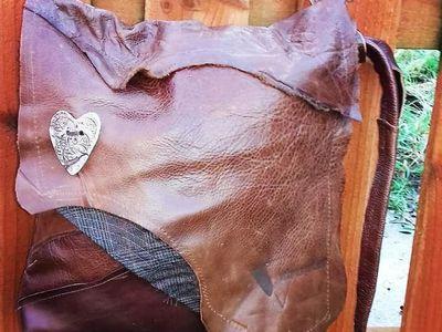 Victoria Sugden Designs Logo Handmade Buttons
