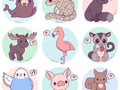Petits animaux Lyam