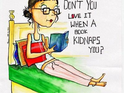 Reading is Good For the Soul