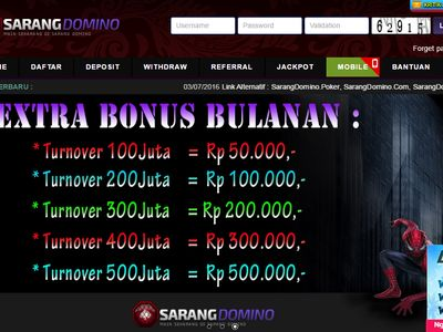 Sarang Domino Republikini02 Profile Pinterest