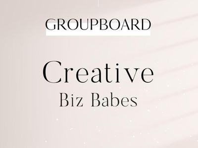 Creative Biz Babes   Groupboard