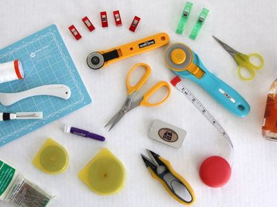 Sewing and Quilting supplies