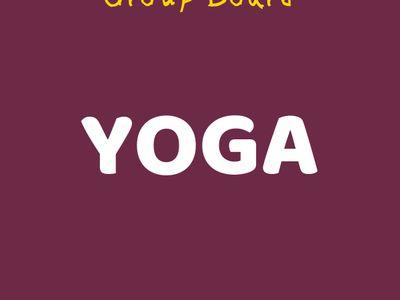 YOGA group board