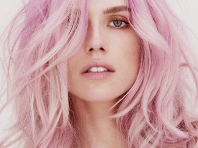 Cheveux colorés - Colorful Hair