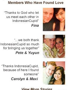 indonesian cupid dating