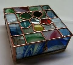 Stained Glass - Boxes & Mirrors