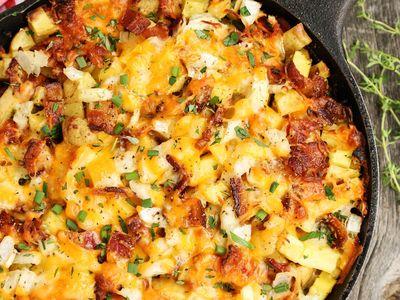 Recipes • Potatoes