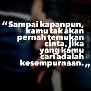 Cinta Quotes Caption Kata Kata Bijak Cikimmcom