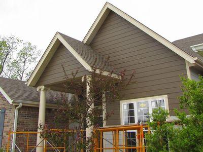 Home Exterior Colors On Pinterest Curb Appeal Garden Design Idea