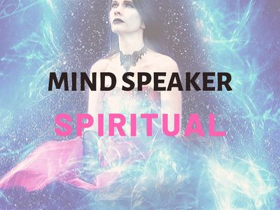 Mind Speaker (Spiritual)