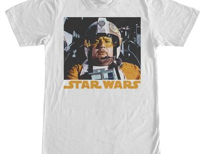 Your Choice Size Never Tell Me the Odds Grey T-Shirt Han Solo in Cantina
