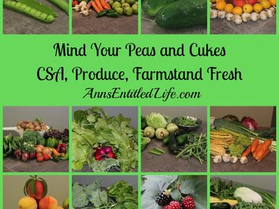 Vegetable and Fruit Recipes