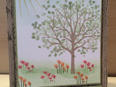 Sheltering Tree Cards