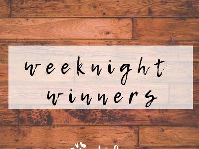 Weeknight Winners (30 minute meals)