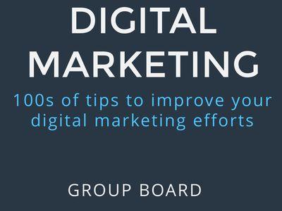 Digital Marketing / Visual Marketing / Social Media Marketing