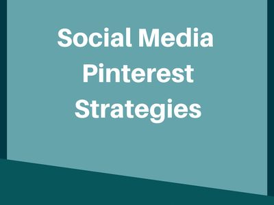 Just Pinterest Strategies