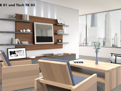 TISCH TK 03 TK IMMOBILIENMANAGEMENT