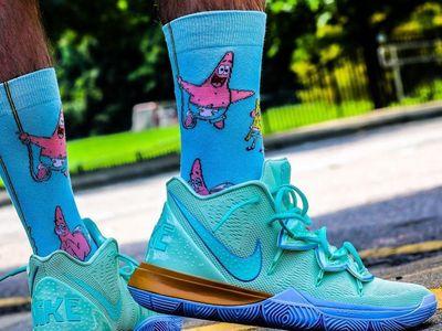 Nike Kyrie 5 Spongebob Squarepants Squarepants Patrick