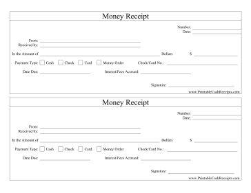 Money Receipts Glenn Perrotto Glencom55 On Pinterest