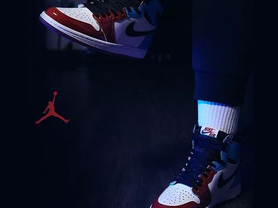 Jordan 1 Retro High Fearless UNC Chicago