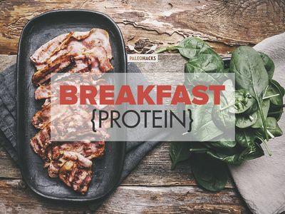 Breakfasts {protein}